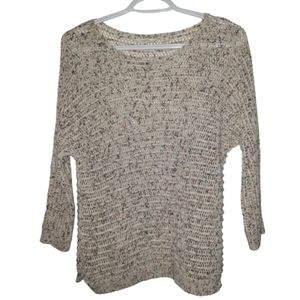 Lucky Brand like brand new knit sweater si…